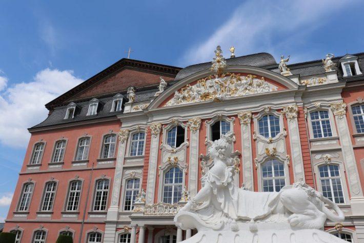 Wijnreis Moezel en Duitse wijn: keurvorstelijk paleis Trier