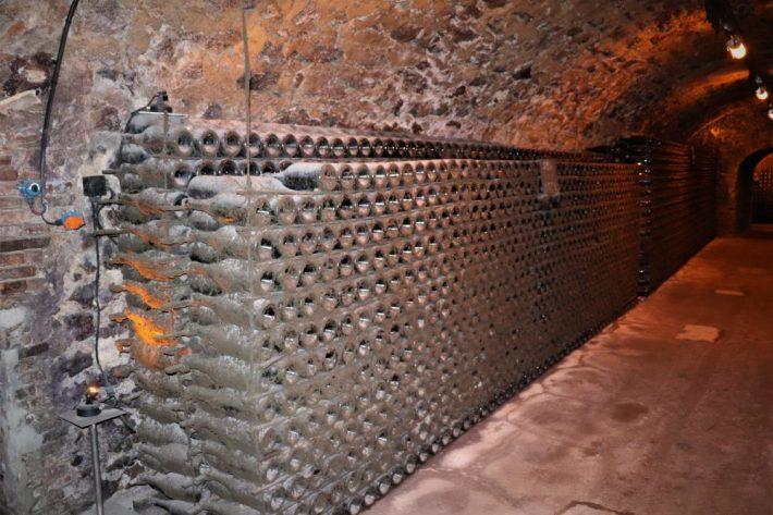 wijnkelders Billecart Salmon