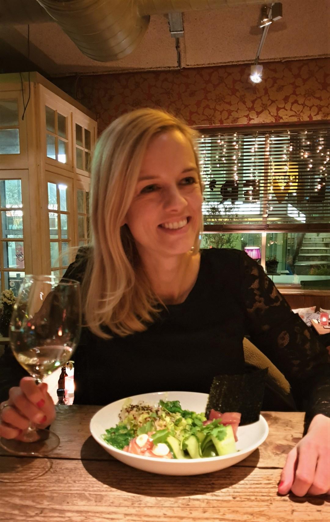 eten bij Oliver's in Amsterdam