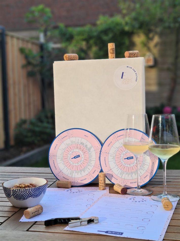 wijnpakket online proefclub