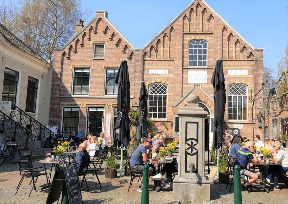 leuke restaurants Bollenstreek