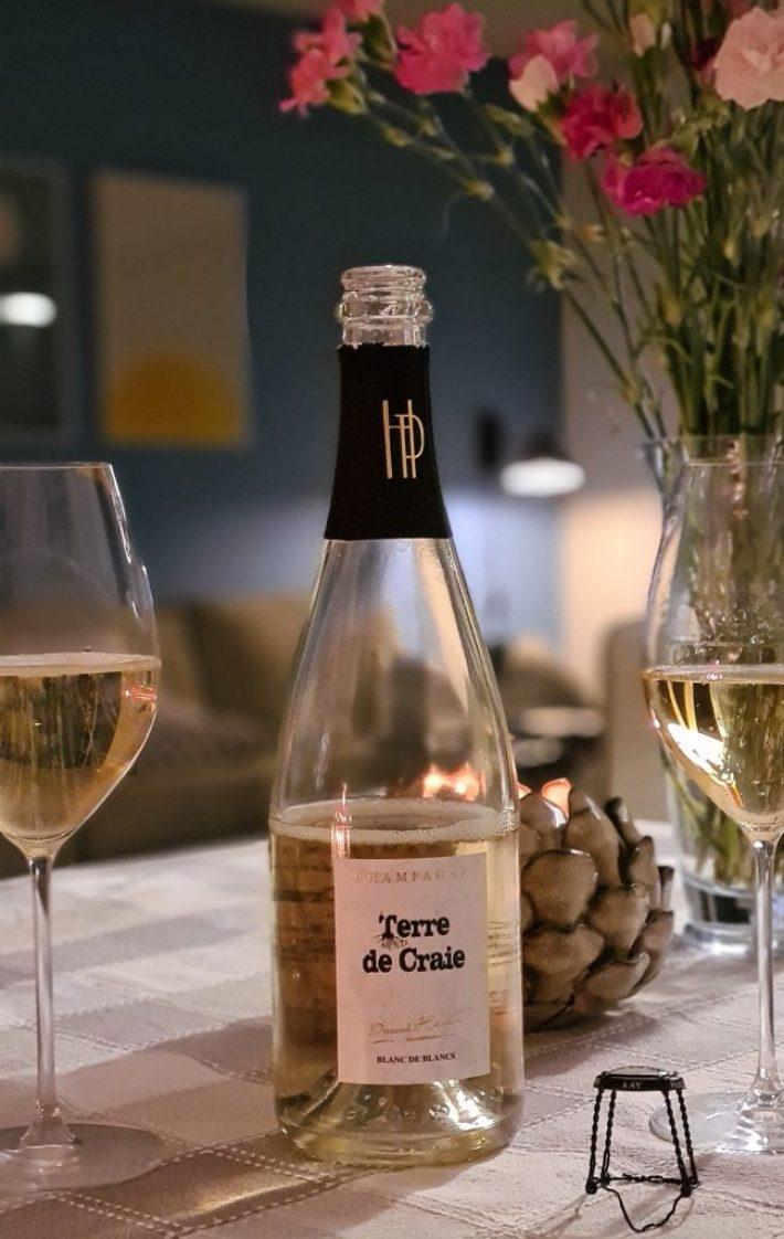 champagne Pascal Henin