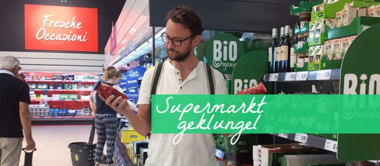 supermarktgeklungel