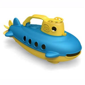 onderzeeboot blauw hendel