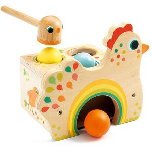 djeco wijs west wijswest online shoppen winkel amsterdam speelgoed Djeco DJ06305 Houten Speelgoed 3070900063051 Hamertje Tik Tapatou