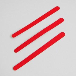 Pilník na nechty papierový manikura