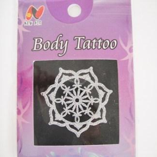 glitrove tetovanie na telo