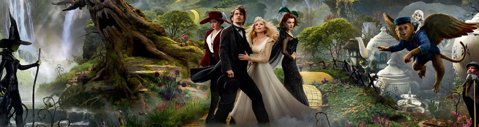 oz Oz the Great and Powerful