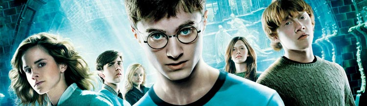 hp5 Harry Potter and the Order of the Phoenix