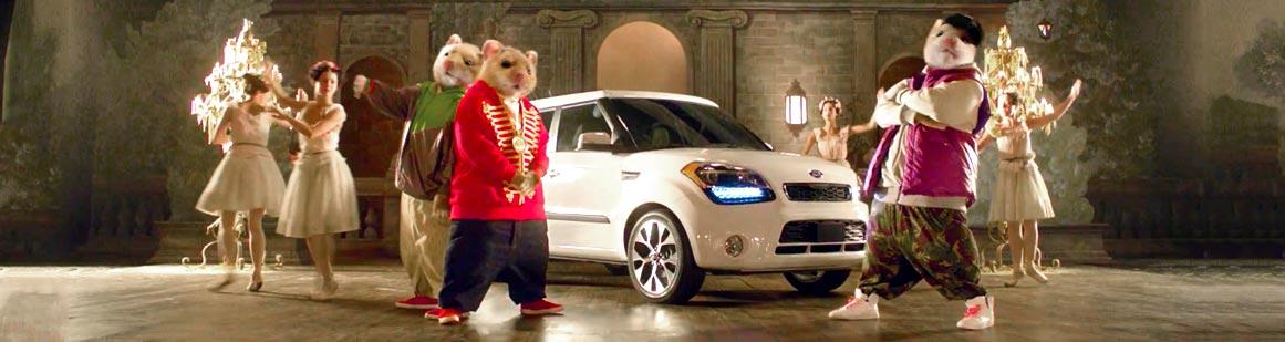 kia2012 Kia - Soul Hamster 2012