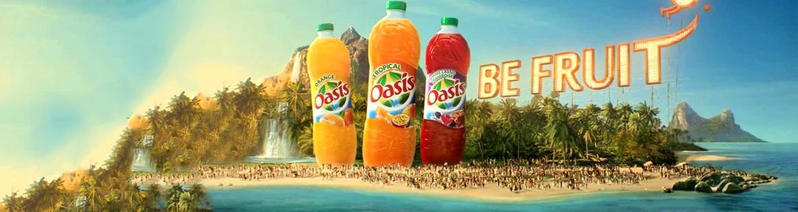 "oasisbefruit Oasis - ""Be Fruit"""