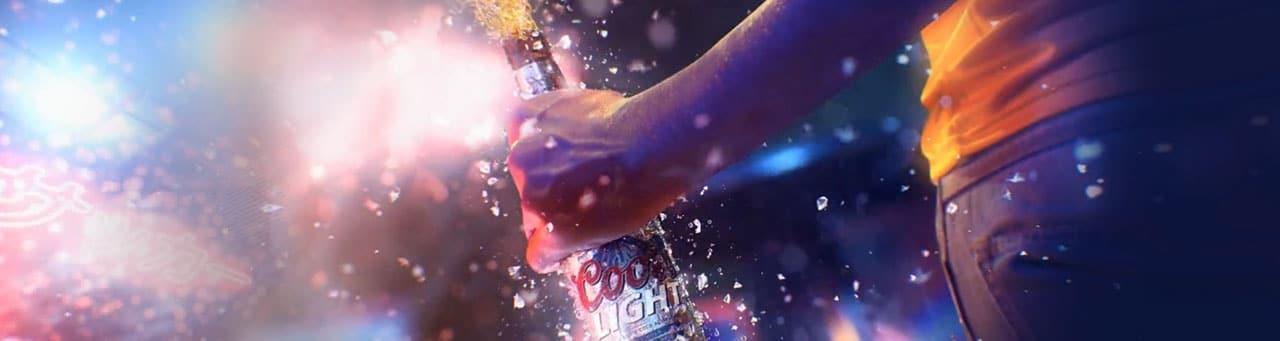 """coorsLight Coors Light - """"Freeze the World"""""""