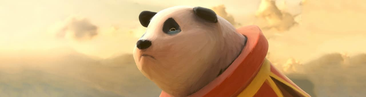 panda1 Moi et mon Panda Domestique