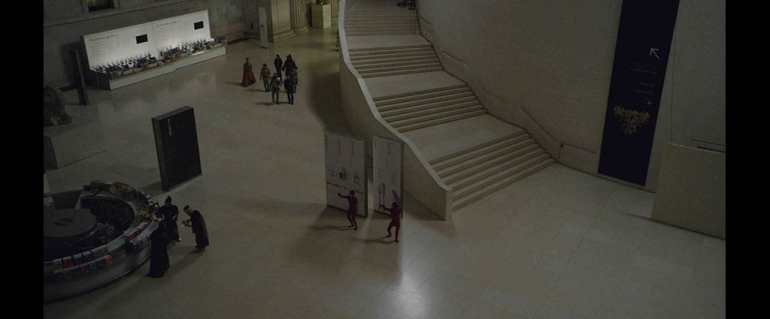 03b Night at the Museum: Secret of the Tomb