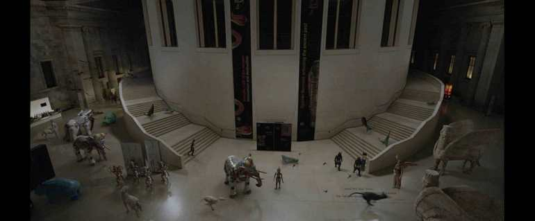 05a Night at the Museum: Secret of the Tomb
