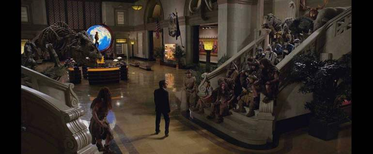 10a Night at the Museum: Secret of the Tomb