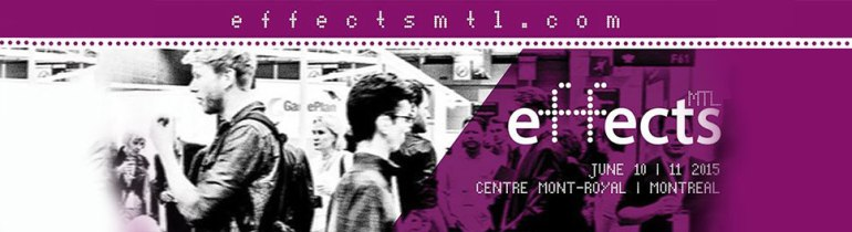 effectsEvent Effects MTL 2015