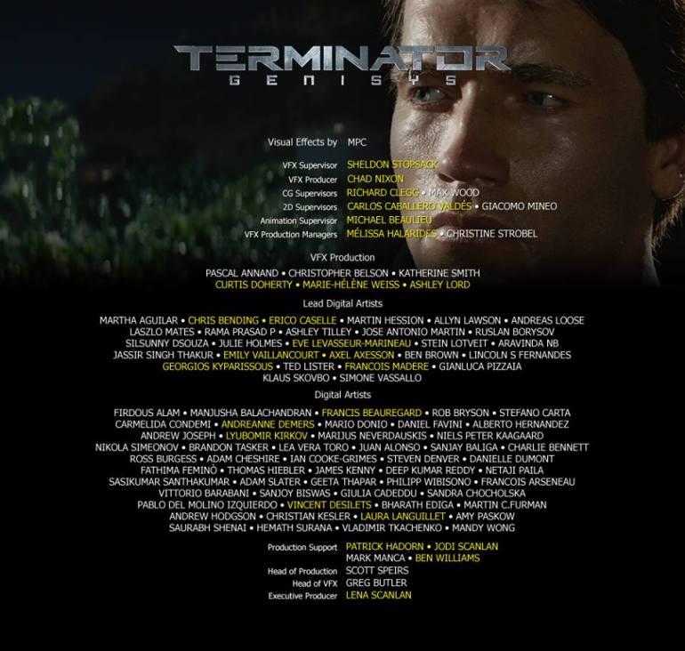 terminator Terminator: Genisys
