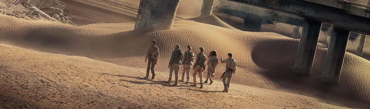 mazerunner2 Maze Runner: Scorch Trials