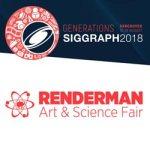 renderman2018 RenderMan Art & Science Fair 2018