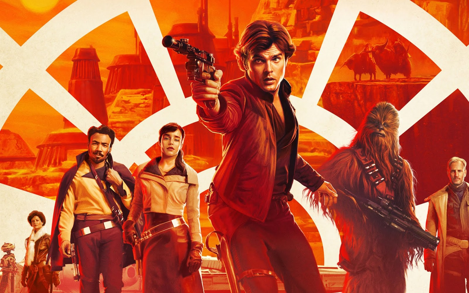 soloposter1 Solo: A Star Wars Story