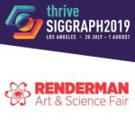 renderman Pixar's RenderMan Art & Science Fair 2019