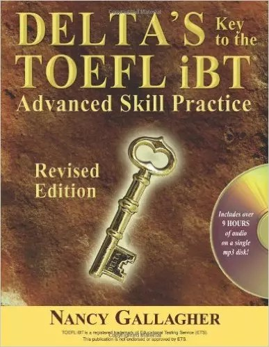 Toefl Test Book