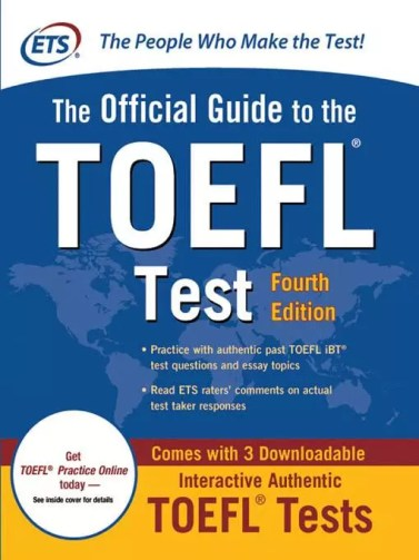 Official Guide To The TOEFL Test 4 Edition