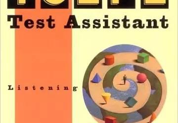 Heinle & Heinle TOEFL Test Assistant Listening