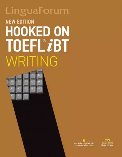 LinguaForum Hooked On TOEFL iBT Writing (New Edition) - TOEFLMaterial.net