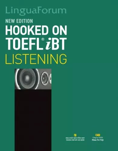 LinguaForum Hooked on TOEFL Listening