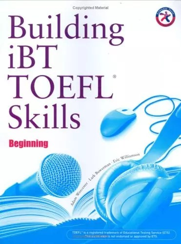 Building iBT TOEFL Skills: Beginning (Combined Audio CD Set)