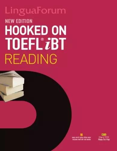 LinguaForum Hooked On TOEFL iBT Reading (New Edition)