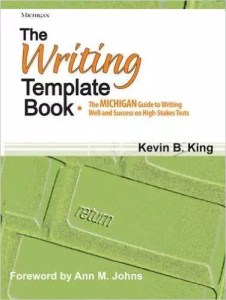 The Writing Template Book - Wikitoefl.net
