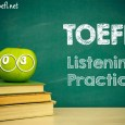 TOEFL Listening Practice Test 03