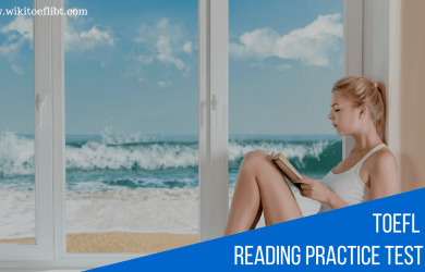 TOEFL IBT Reading Practice Test 24 from Delta's Key to the TOEFL Test
