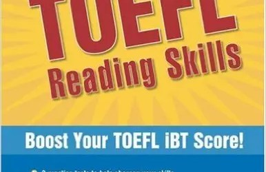 Peterson's Master the TOEFL Reading Skills