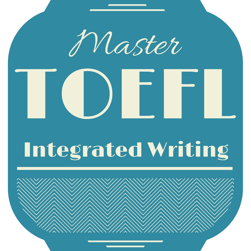 Integrated Writing Task