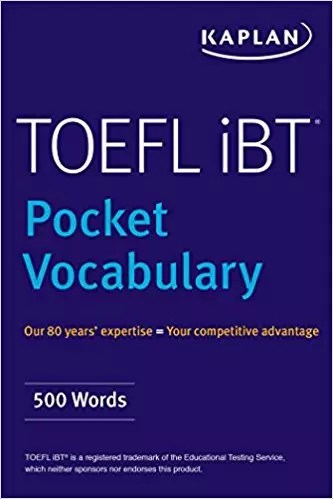 TOEFL Pocket Vocabulary: 500+ Words