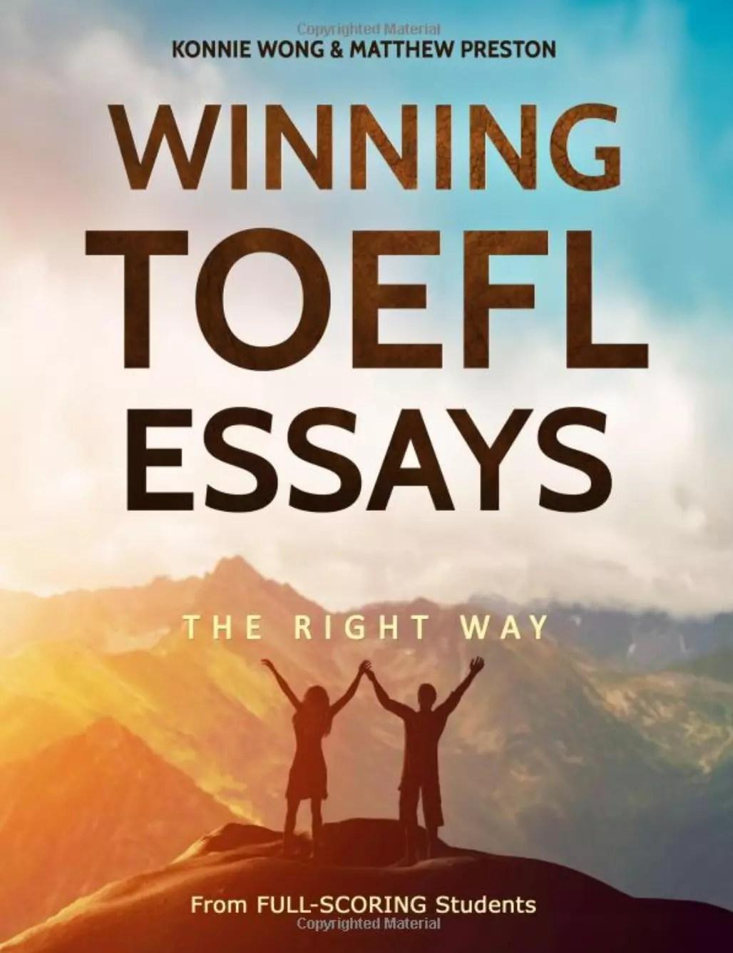 Winning TOEFL Essays The Right Way