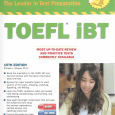 Barron's TOEFL iBT 15th Edition by Pamela J. Sharpe Ph.D.