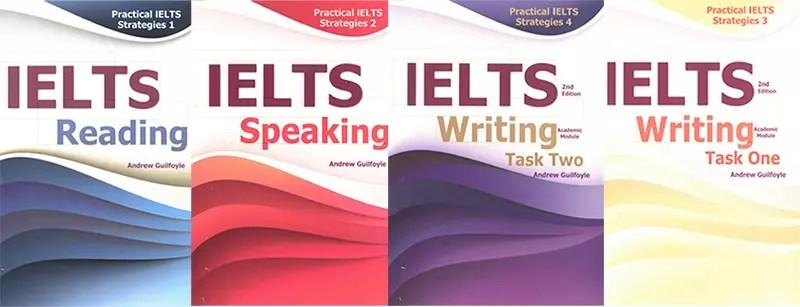 Complete set of Practical IELTS Strategies
