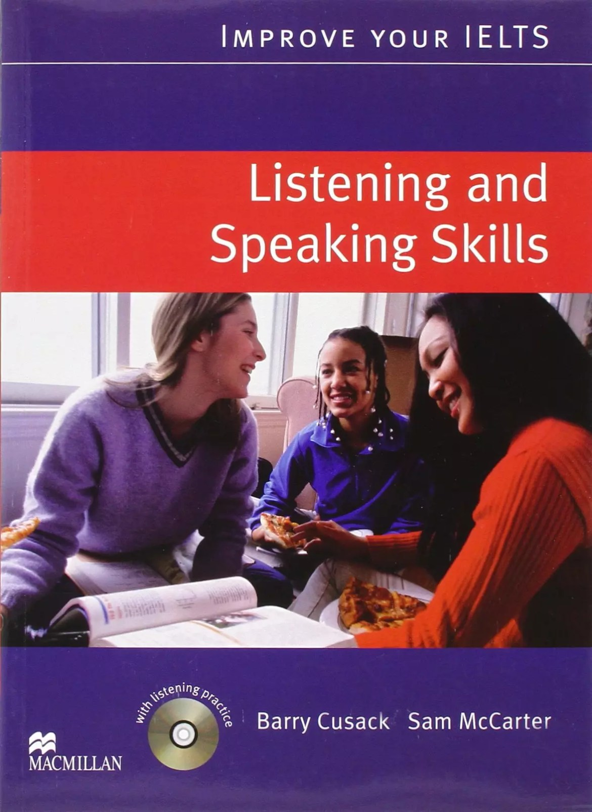 Improve Your IELTS Listening & Speaking skills book