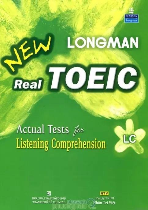 New Real Longman TOEIC
