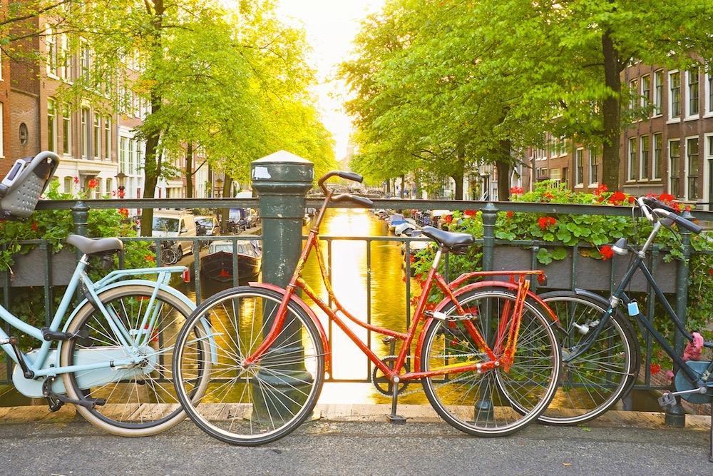 3. Phương tiện đi lại tại Hà Lan