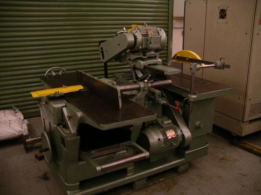 Woodworking machine rebuild