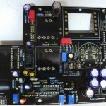 DIY API 500 series compressor PCB