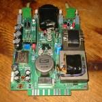 LA3A stuffed PCB