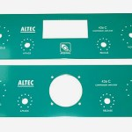 front panel for DIY altec 436