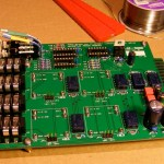 The PCB for DIY DI